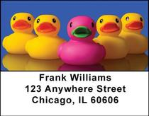 Be Different Address Labels