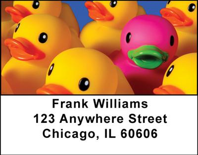 Be Different Address Labels - 2