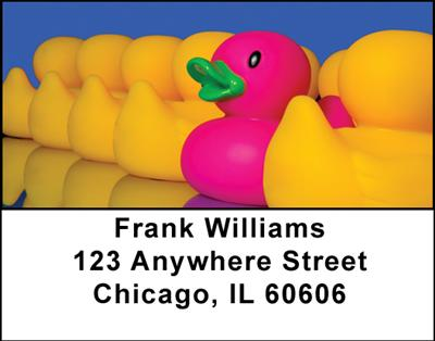 Be Different Address Labels - 4
