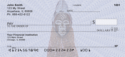 African Pride Checks Checks - 1