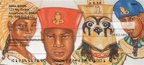 The Pharoah's Checks