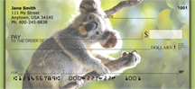 Koala Bears Personal Checks