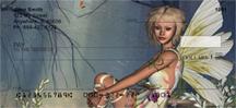 Mystical Garden Fairies Personal Checks