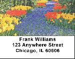 Picture Perfect Gardens Address Labels