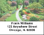 Gardeners Dream Address Labels