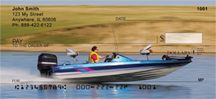 Speed Boats Personal Checks