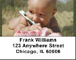 Pediatric Dentistry Address Labels