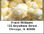 Popcorn Planet Address Labels