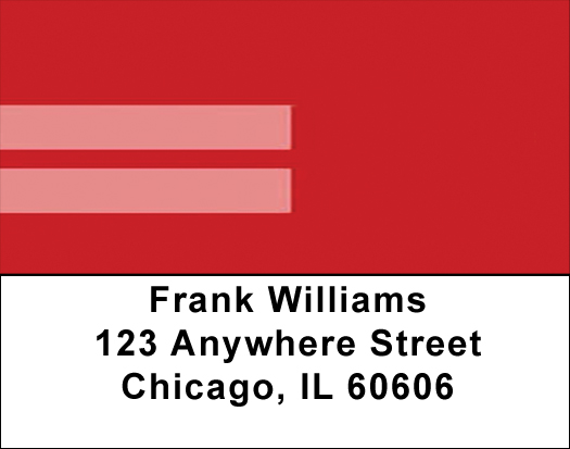 Celebrating Marriage Equality Address Labels