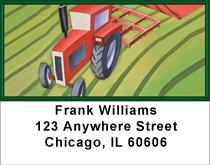 Farming Americana Labels