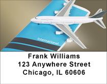 International Travel Labels
