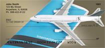 International Travel Personal Checks
