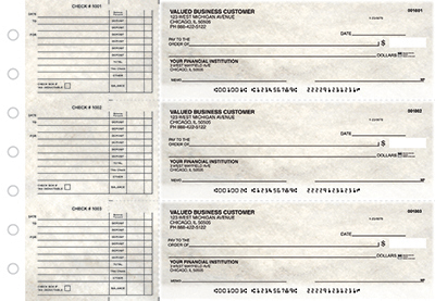 Classic Granite Accounts Payable Business Checks - 1