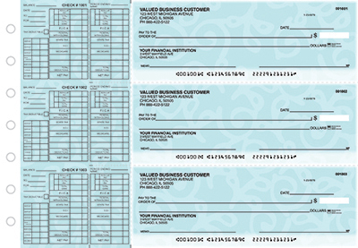 Designer Daze Payroll Business Checks  - 1